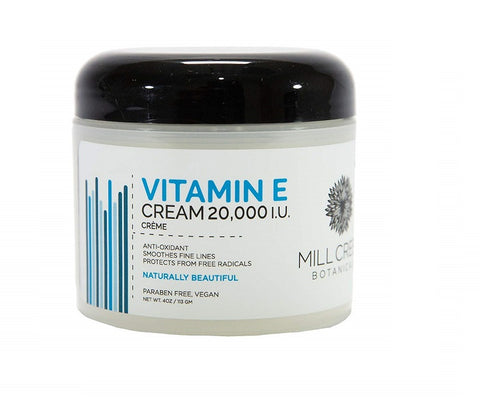 MILL CREEK - Vitamin E Anti-Oxidant Cream 20,000IU
