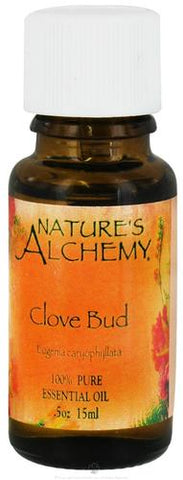 Natures Alchemy Clove Bud Essential Oil