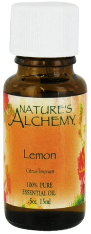 Natures Alchemy Lemon Essential Oil