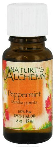 Natures Alchemy Peppermint Essential Oil