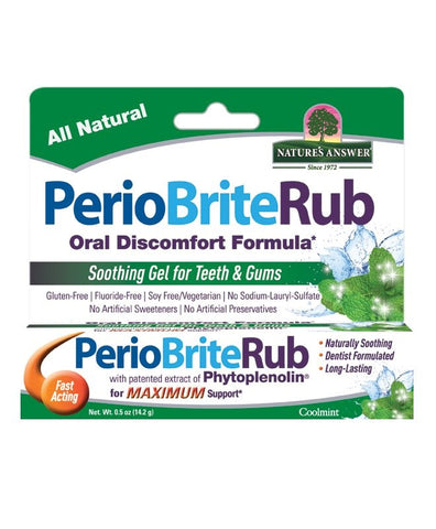 Natures Answer PerioRub Topical