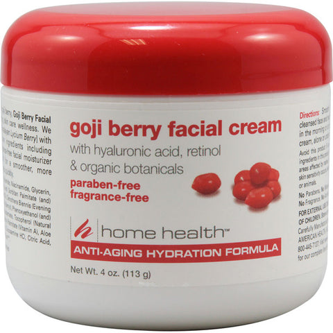 HOME HEALTH - Goji Berry Facial Cream