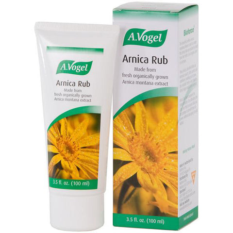 BIOFORCE OF AMERICA - Arnica Rub - 3.5 fl. oz. (100 ml)