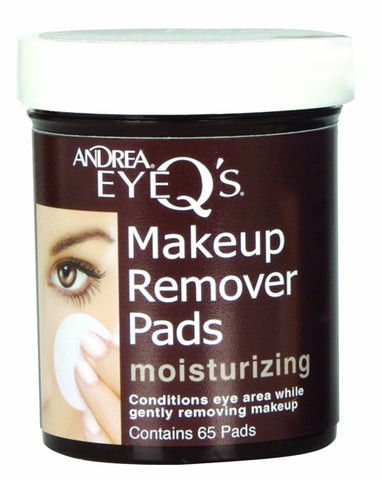 ARDELL - Andrea Eye Q's Moisturizing Eye Makeup Remover Pads