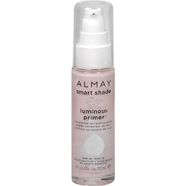 ALMAY - Smart Shade CC Luminous Primer Clear