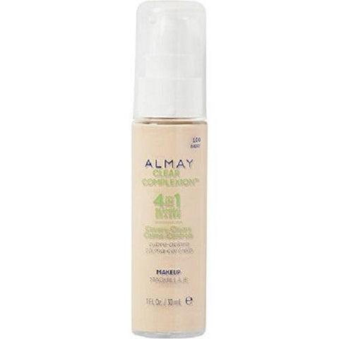 ALMAY - Clear Complexion Makeup Ivory 100