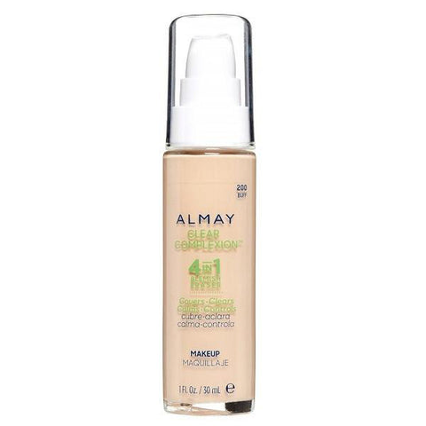 ALMAY - Clear Complexion Makeup Buff 200
