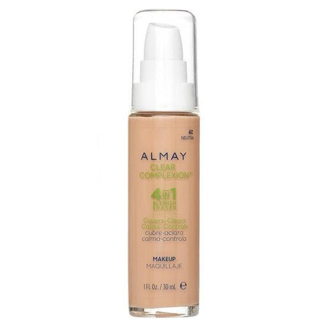 ALMAY - Clear Complexion Makeup Neutral 400