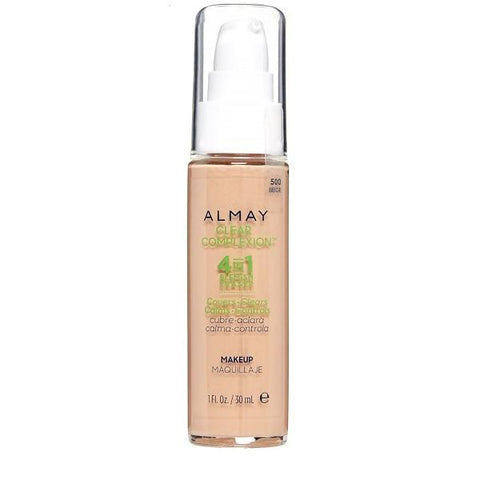 ALMAY - Clear Complexion Makeup Beige 500