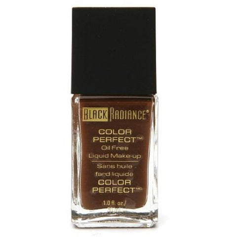 BLACK RADIANCE - Color Perfect Liquid Makeup #8415 Cocoa Bean