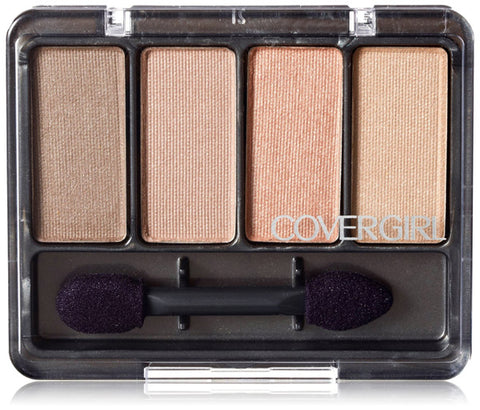 COVERGIRL - Eye Enhancers 4 Kit Shadow Sheerly Nudes