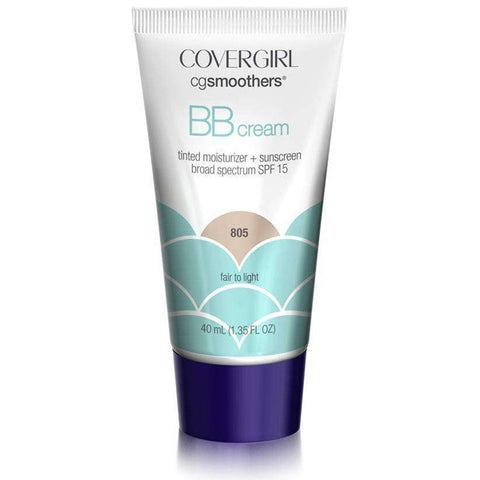 COVERGIRL - Smoothers SPF 15 BB Cream Medium To Dark - 1.35 fl. oz. (40 ml)