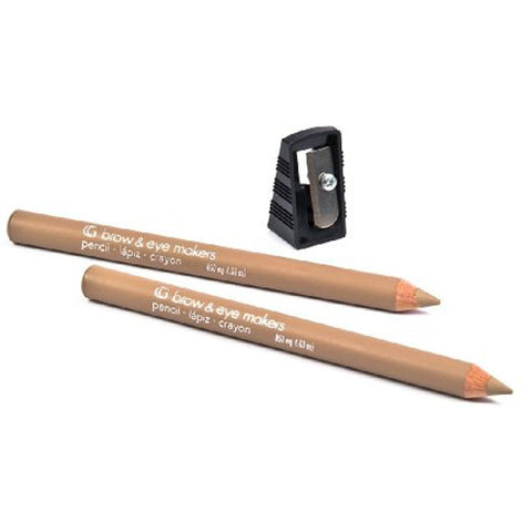 COVERGIRL - Brow and Eye Makers Pencil Soft Blonde 520