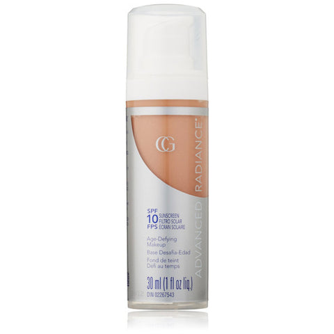 COVERGIRL - Advanced Radiance Liquid Makeup Natural Beige
