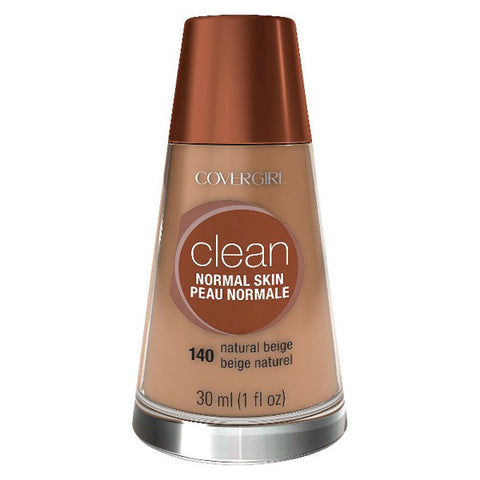 COVERGIRL - Clean Liquid Makeup Natural Beige