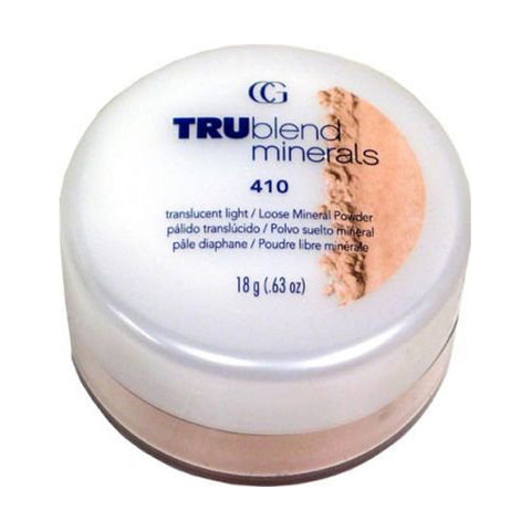 COVER GIRL - Trublend Minerals Loose Powder Translucent Light