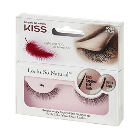 KISS - Looks So Natural Eyelashes Shy