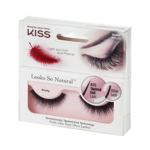 KISS - Looks So Natural Lashes Pretty