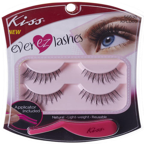 KISS - Ever EZ Lash #04 Double Pack