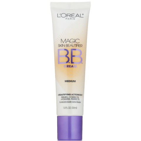 L'OREAL - Magic Skin Beautifier BB Cream 814 Medium