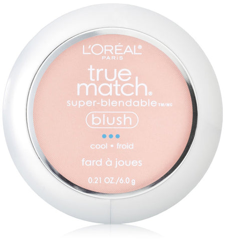 L'OREAL - True Match Blush C1-2 Baby Blossom