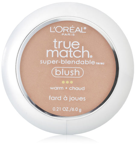 L'OREAL - True Match Blush W1-2 Bare Honey