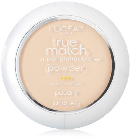 L'OREAL - True Match Super-Blendable Powder W1 Porcelain