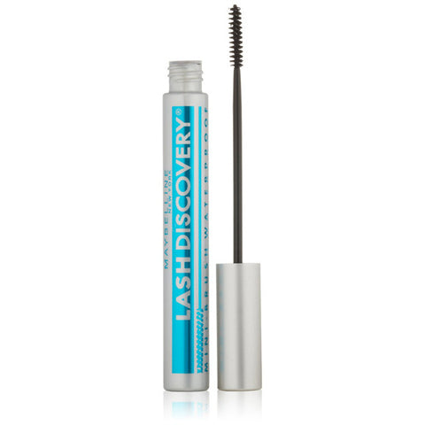 MAYBELLINE - Lash Discovery Waterproof Mascara 361 Very Black