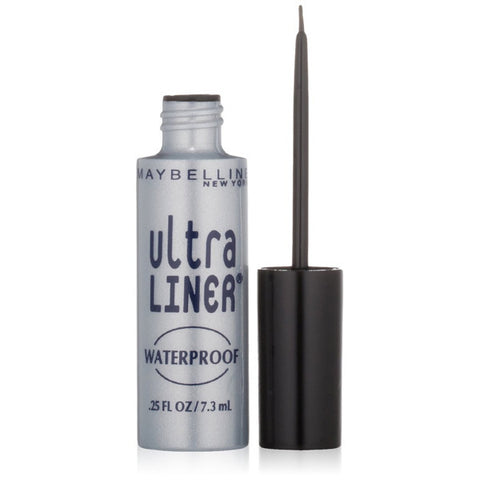 MAYBELLINE - Ultra Liner Waterproof Liquid Eyeliner 302 Dark Brown