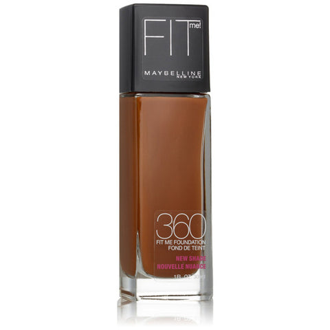 MAYBELLINE - Fit Me Foundation 360 Mocha