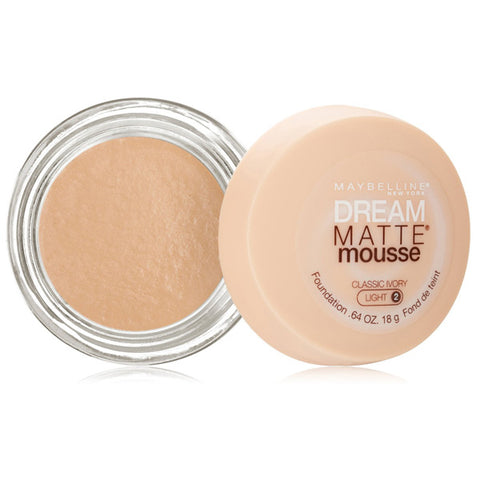 MAYBELLINE - Dream Matte Mousse Foundation Classic Ivory
