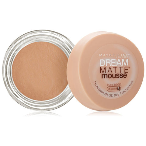 MAYBELLINE - Dream Matte Mousse Foundation 070 Pure Beige