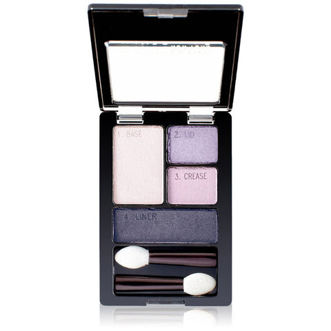 MAYBELLINE - Expert Wear Eyeshadow Quads Velvet Crush