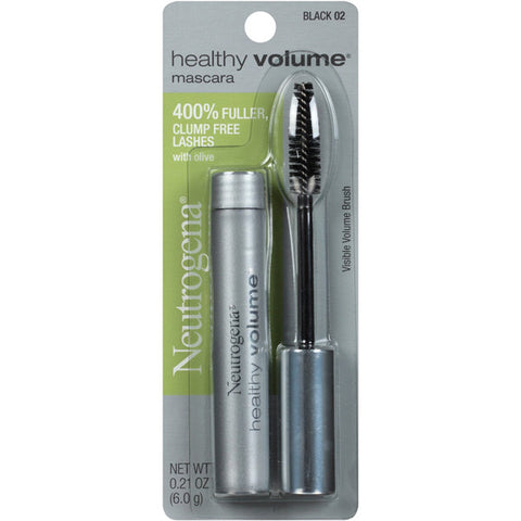 NEUTROGENA - Healthy Volume Mascara Regular #02 Black