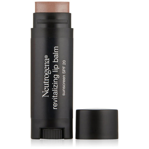 NEUTROGENA - Revitalizing Lip Balm SPF 20 #50 Soft Caramel
