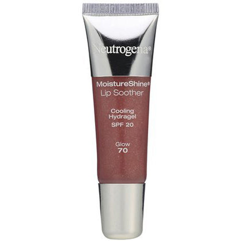 NEUTROGENA - MoistureShine Lip Soother with SPF 20 #70 Glow