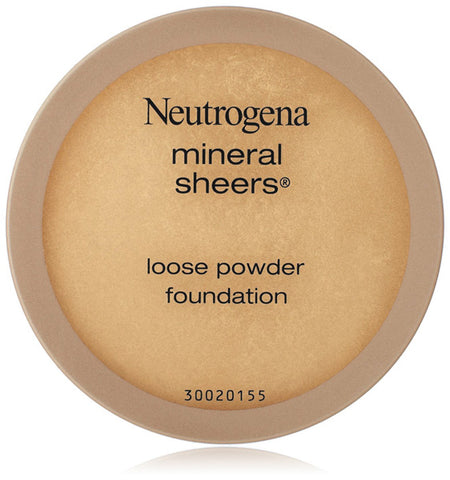 NEUTROGENA - Mineral Sheers Loose Powder Foundation #40 Nude