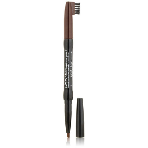 NYX - Auto Eyebrow Pencil #05 Dark Brown