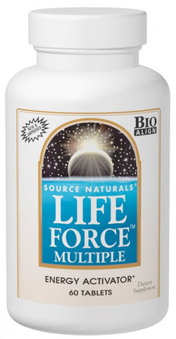 Source Naturals Life Force Multiple