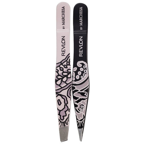 REVLON - Beauty Tools Mini Tweezer Set