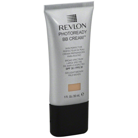REVLON - PhotoReady BB Cream Skin Perfector #020 Light Medium
