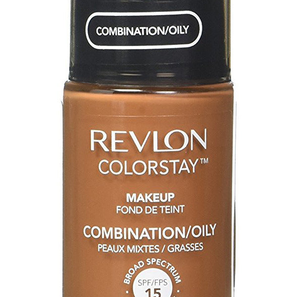 REVLON - ColorStay Makeup for Combination/Oily Skin 410 Cappuccino