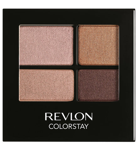 REVLON - ColorStay 16 Hour Eye Shadow Quad 505 Decadent