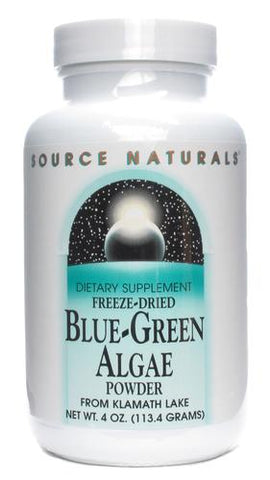 Source Naturals Blue Green Algae Powder