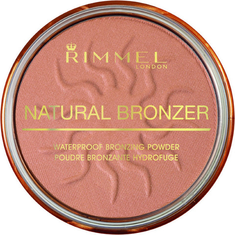 RIMMEL - Natural Bronzer #022 Sunshine