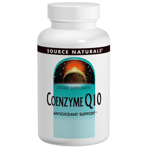 SOURCE NATURALS - Coenzyme Q10 30 mg Lozenge