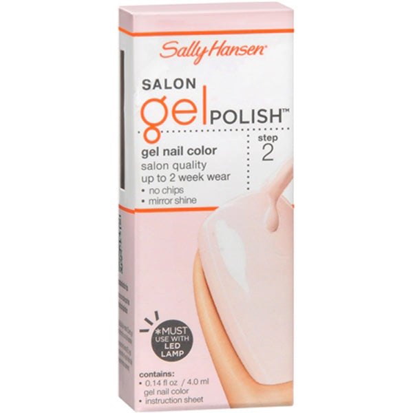SALLY HANSEN - Salon Pro Gel Nail Color Shell We Dance