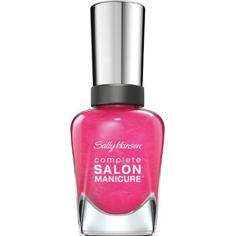 SALLY HANSEN - Salon Manicure Nail Polish #420 Back to The Fuchsia