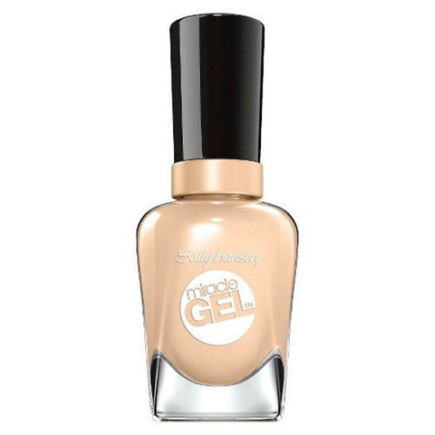 SALLY HANSEN - Miracle Gel Nail Color #120 Bare Dare