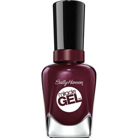 SALLY HANSEN - Miracle Gel Nail Color #480 Wine Stock